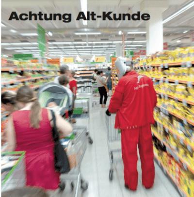 Lebensmittel Praxis: Achtung Alt Kunde, Einkauf aus der Perspektive von Senioren, Ladenbau