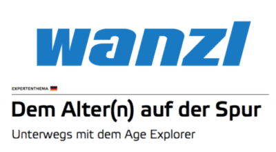 Dem Alter(n) auf der Spur: Wanzl Worldwide DOWNLOAD