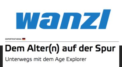 Dem Alter(n) auf der Spur: Wanzl Worldwide DOWNLOAD
